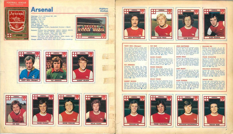 Arsenal 1978