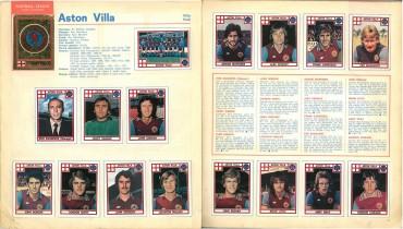 Aston Villa 1978