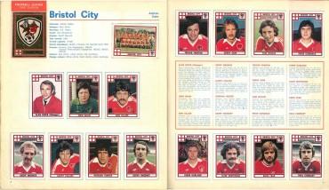 Bristol City 1978