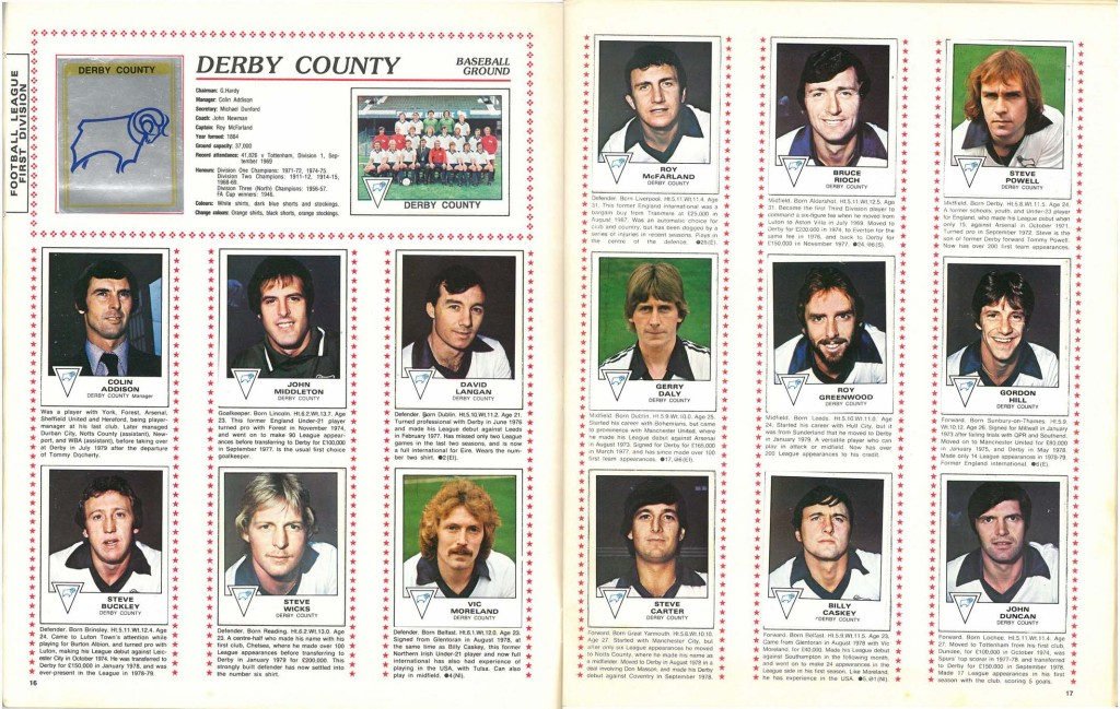 Derby County 1980