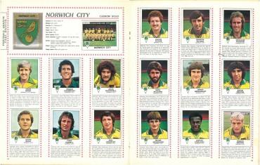 Norwich City 1980