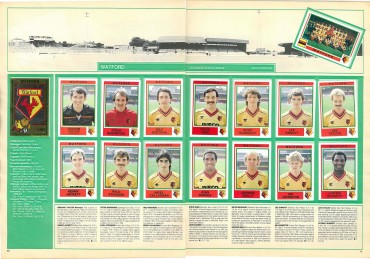 Watford 1985