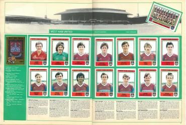 West Ham United 1985