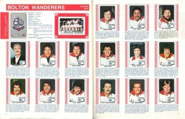 Bolton Wanderers 1979