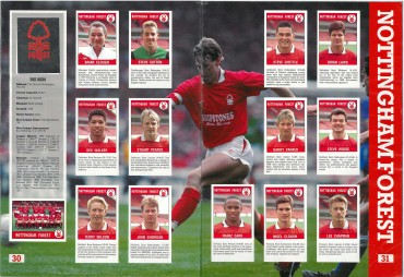 Nottingham Forest 1990