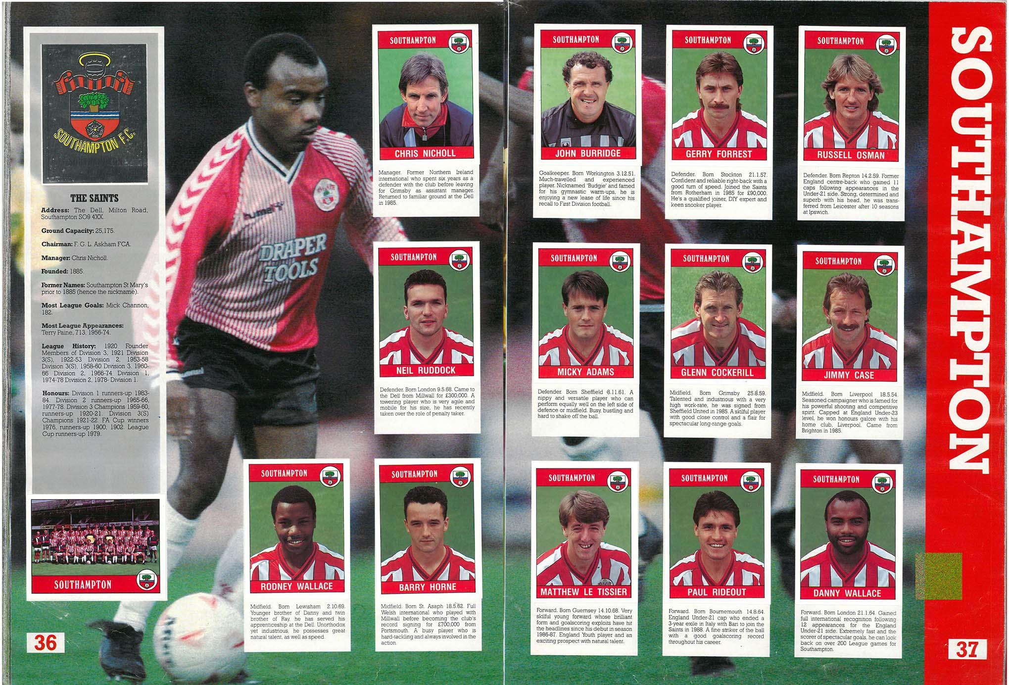 Southampton 1990