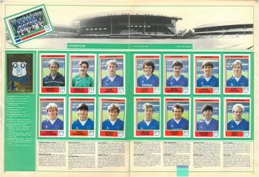 Everton 1985