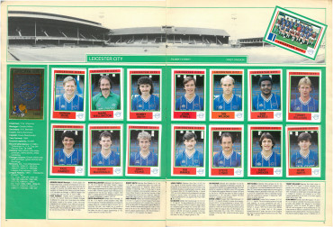 Leicester City 1985