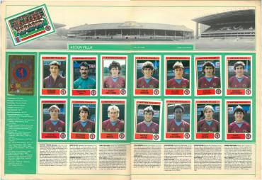 Aston Villa 1985
