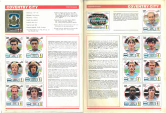 Coventry City 1982
