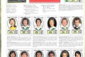 Hibernian 1982