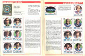 Manchester City 1982
