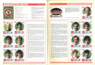 Manchester United 1982