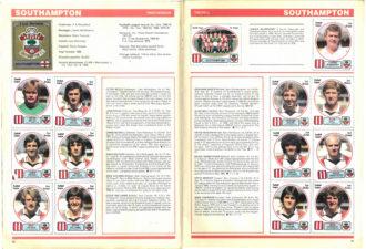 Southampton 1982